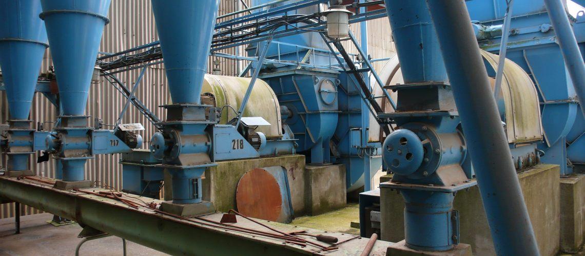 Likvidace kovového odpadu